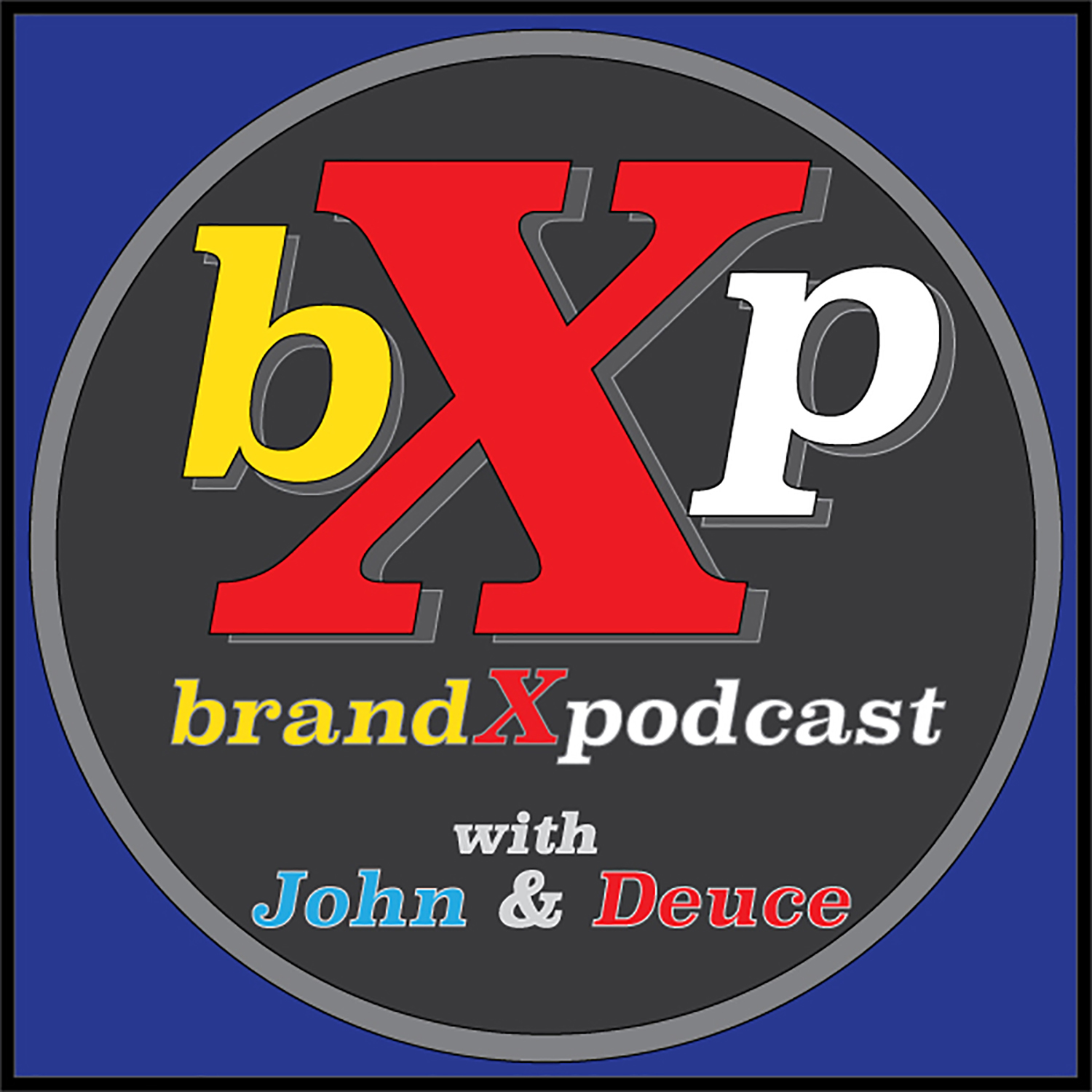 The Brand X Podcast show art