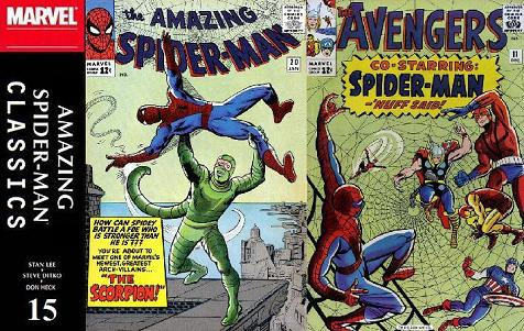 015 ASM Classics - Amazing Spider-Man 20 and The Avengers 11