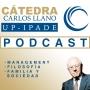 """Artwork for [Podcast 8] Carlos Llano presenta libro """"Humildad y liderazgo"""""""