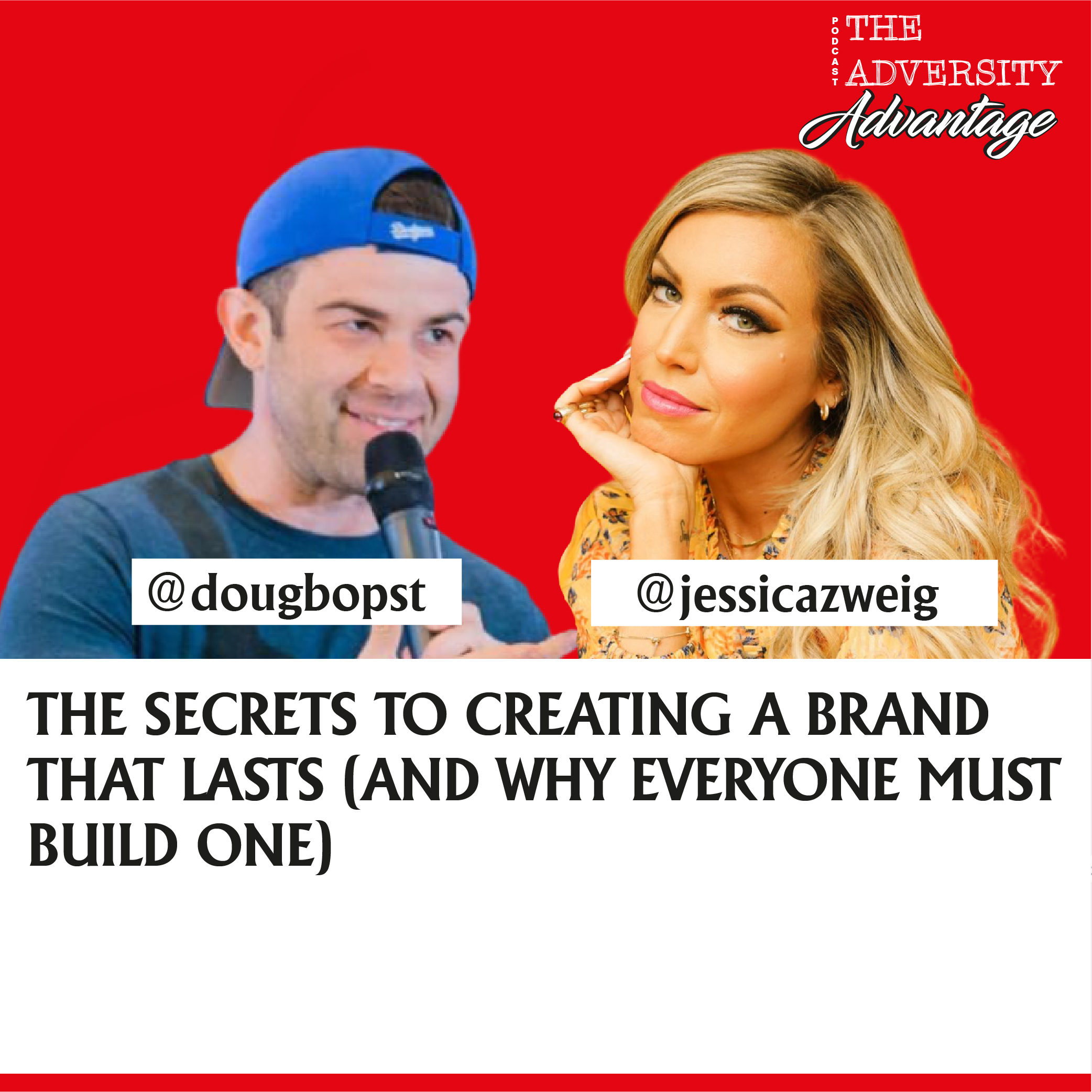 Jessica Zweig on The Secrets To Creating a Brand That Lasts (And Why Everyone Must Build One)