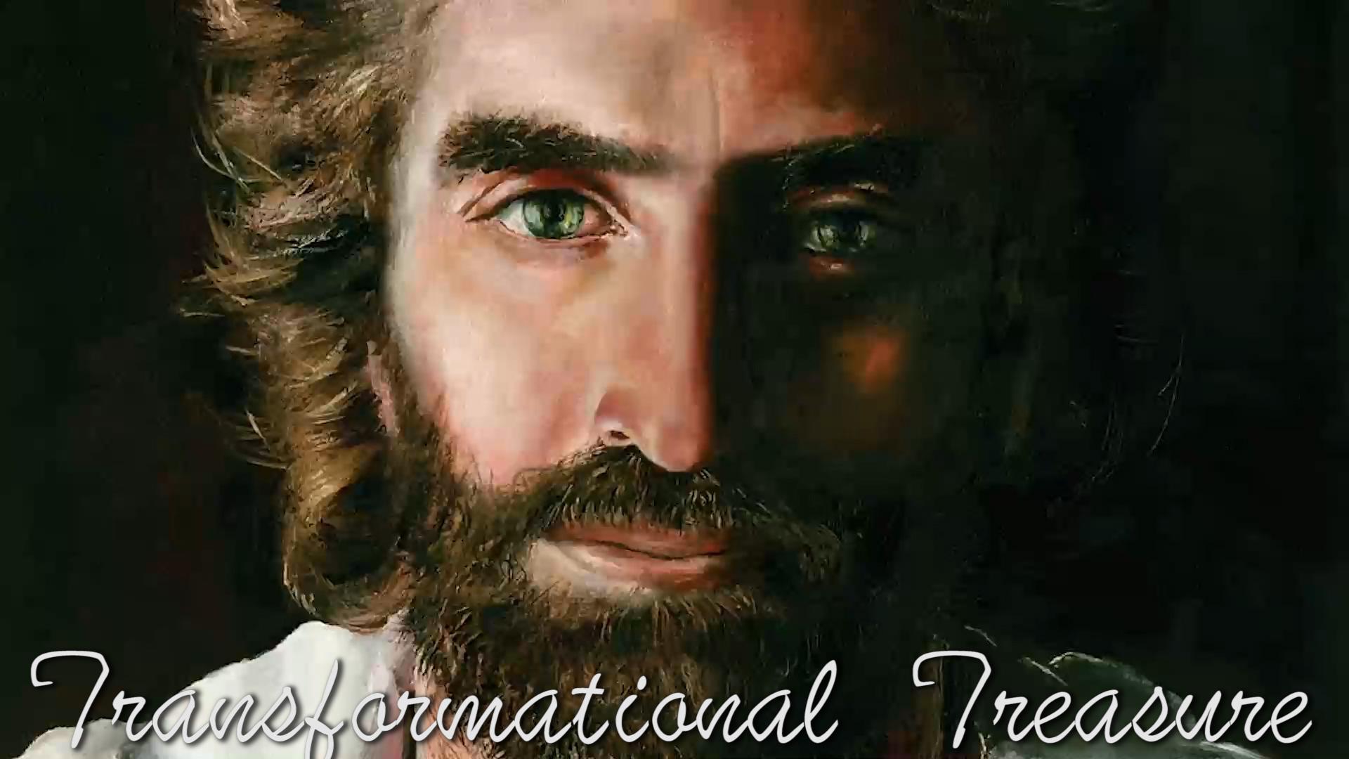Artwork for Transformational Treasure #1