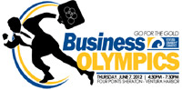 Business Olympics: Tabletop Business Expo at the Four Points Sheraton in Ventura, CA