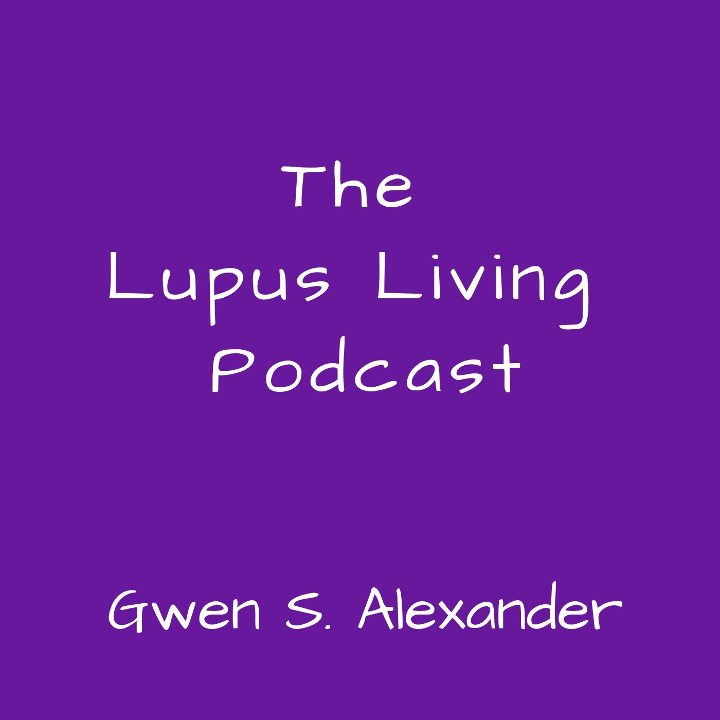 The Lupus Living Podcast show art