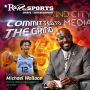 Artwork for Committed to The Grind w/Michael Wallace | R&R on Sports | KUDZUKIAN