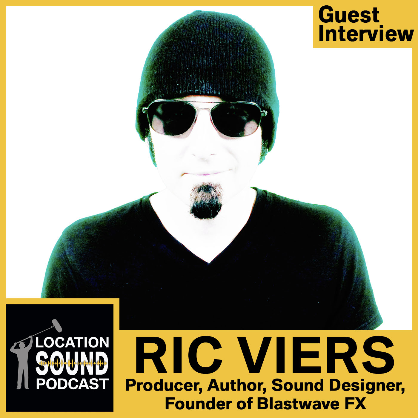 074 Ric Viers - Author of The Location Sound Bible