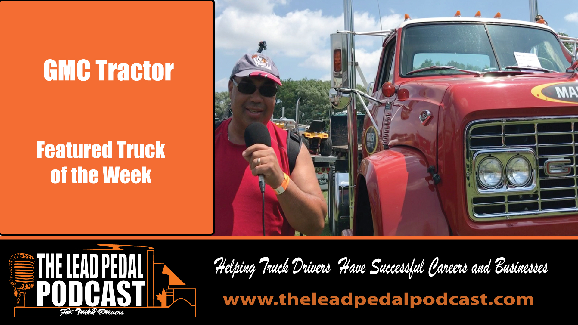 Featured truck -GMC Tractor