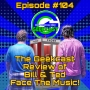 Artwork for Ep #104: The Geekcast Review of Bill & Ted Face The Music