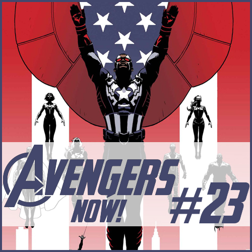 Cultural Wormhole Presents: Avengers Now! Episode 23