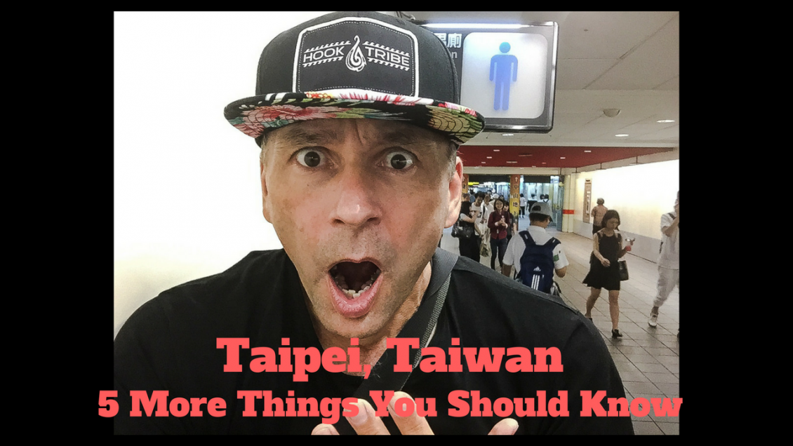 Artwork for Taipei, Taiwan-5 More Things You Should Know Before You Visit