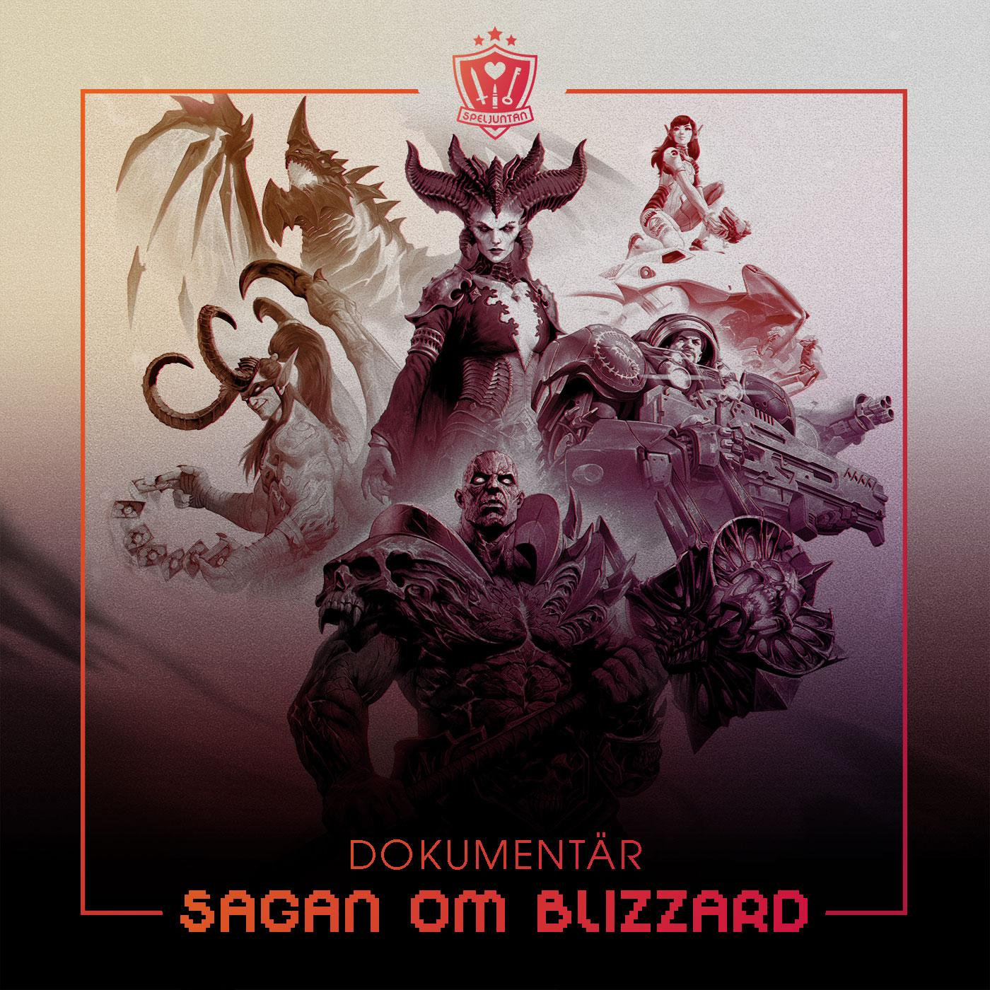 Dokumentär: Sagan om Blizzard