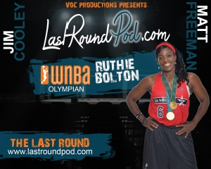 TLR #40 - Ruthie Bolton - Olympian - WNBA