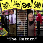 "Episode # 14 -- ""The Return"" (01/18/07)"