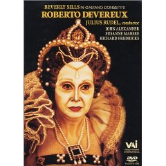 The Beverly Sills Premiere Roberto Devereux