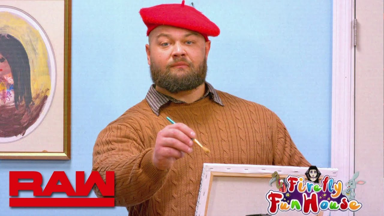Bray Wyatt Beard Celebrity Mask Flat Card Face