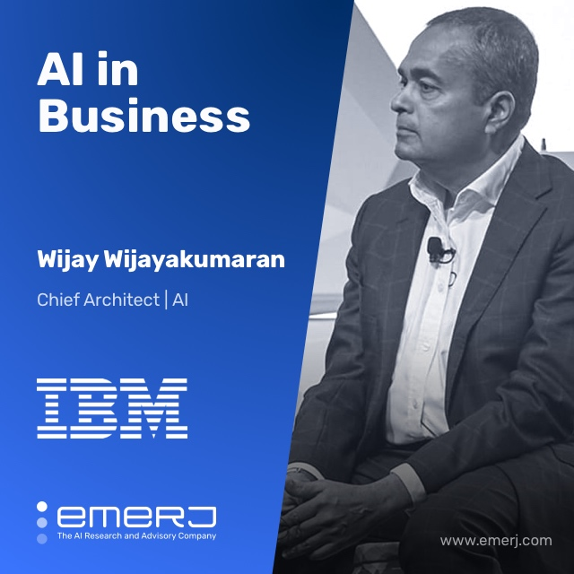 Emerging AI Use-Cases for Elder Care - with Wijay Wijayakumaran of IBM Systems