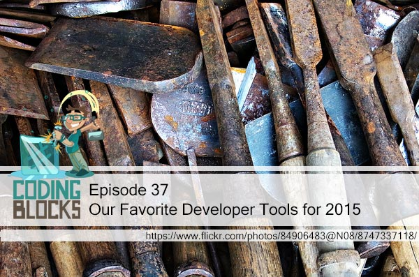 Our Favorite Developer Tools for 2015
