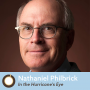 Artwork for Episode 322: In the Hurricane's Eye Author Nathaniel Philbrick