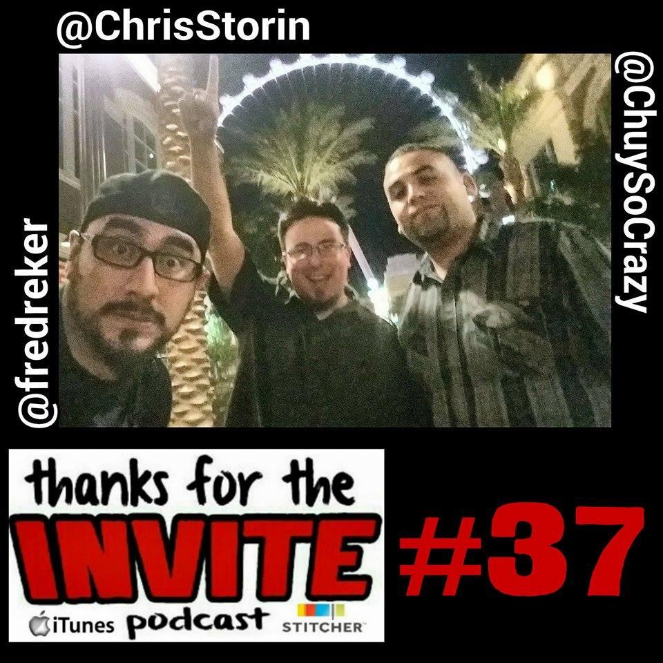 #37 FUKU - Chris Storin and Jesus Cruz