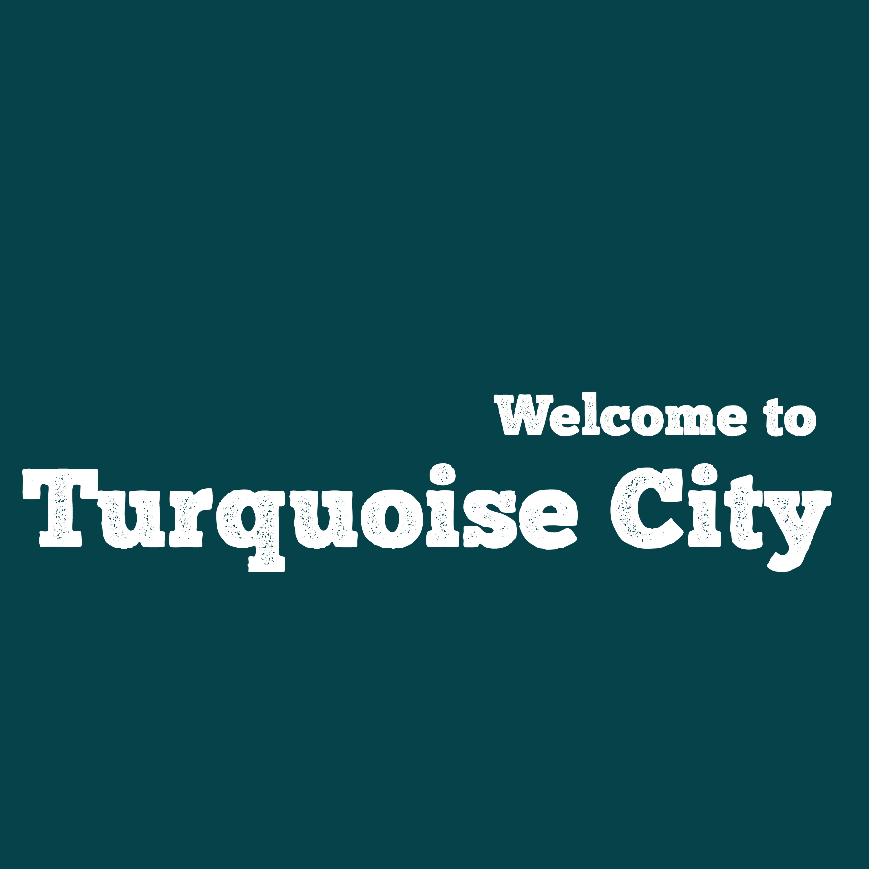 Artwork for Welcome to Turquoise City (pt. 12)