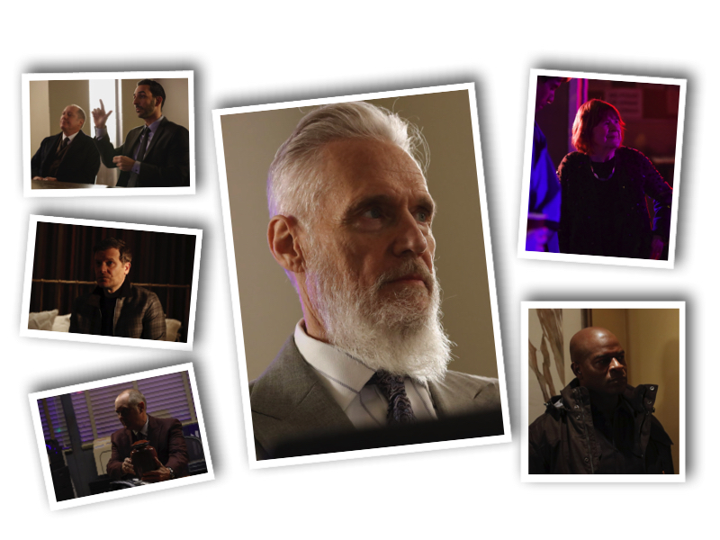 Favorite Scene pictures from #127 The Wellstone Agency