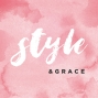 Artwork for Style and Grace #21: Run Your Race with Kim Boschee