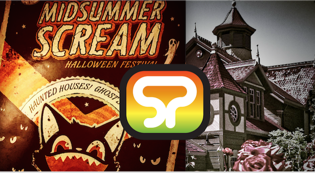 tspp #333- Interviews & Reviews: Midsummer Scream + Winchester Mystery House! 9/26/16