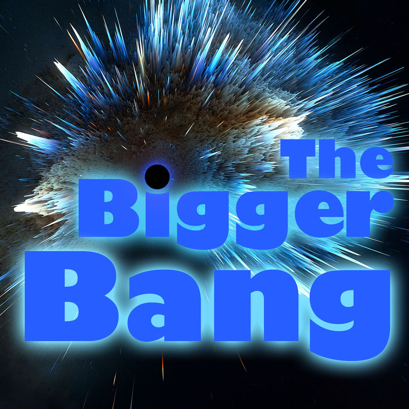 The Bigger Bang show art