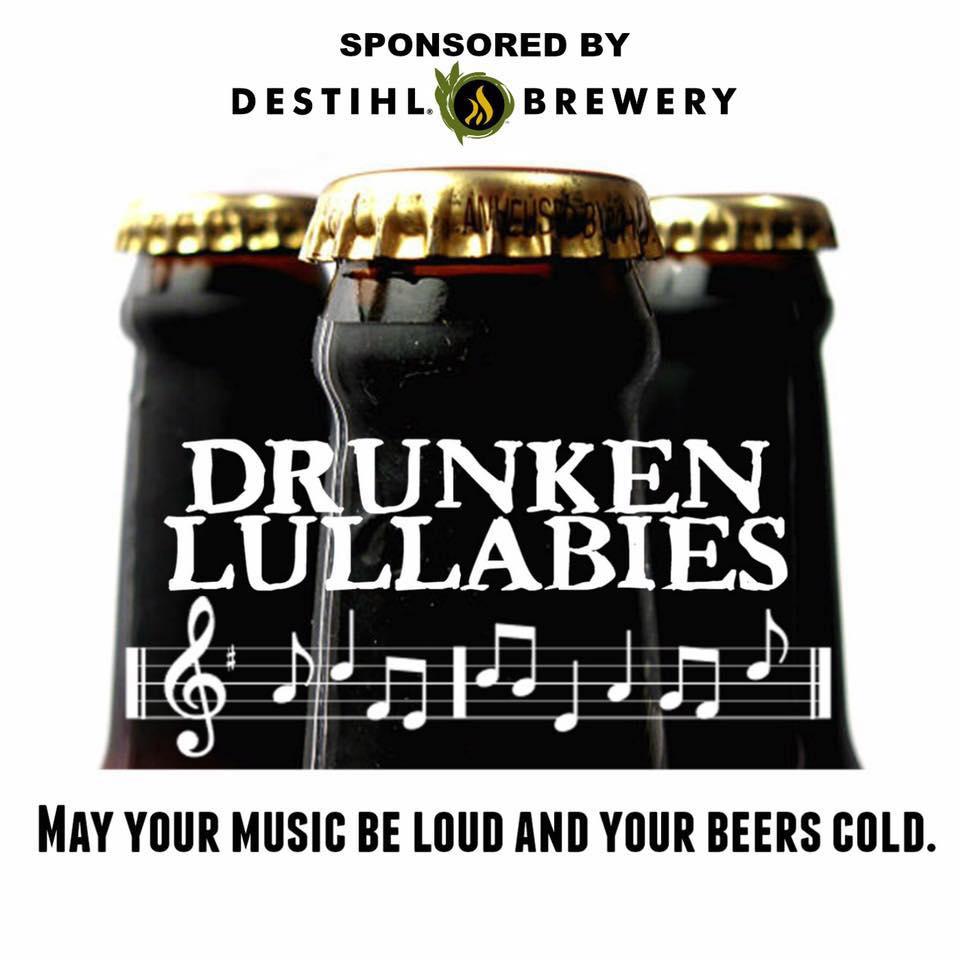 Drunken Lullabies show art