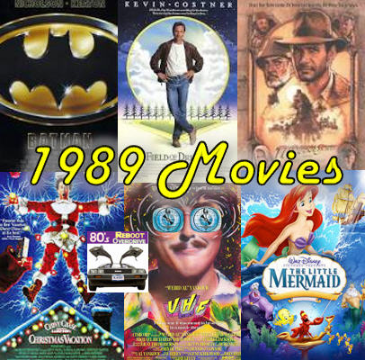 The Movies of 1989 - 80s Reboot Overdrive