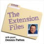 Artwork for Dennis Patton - The Extension Files - March 30, 2018