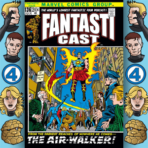 Episode 136: Fantastic Four #120 - The Horror That Walks On Air