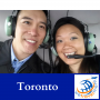 Artwork for Toronto, Canada | Helicopter tour of the city with Sandy