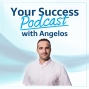 Artwork for #089 A day in the life of… Angelos - learn what he does on an average day to grow his businesses