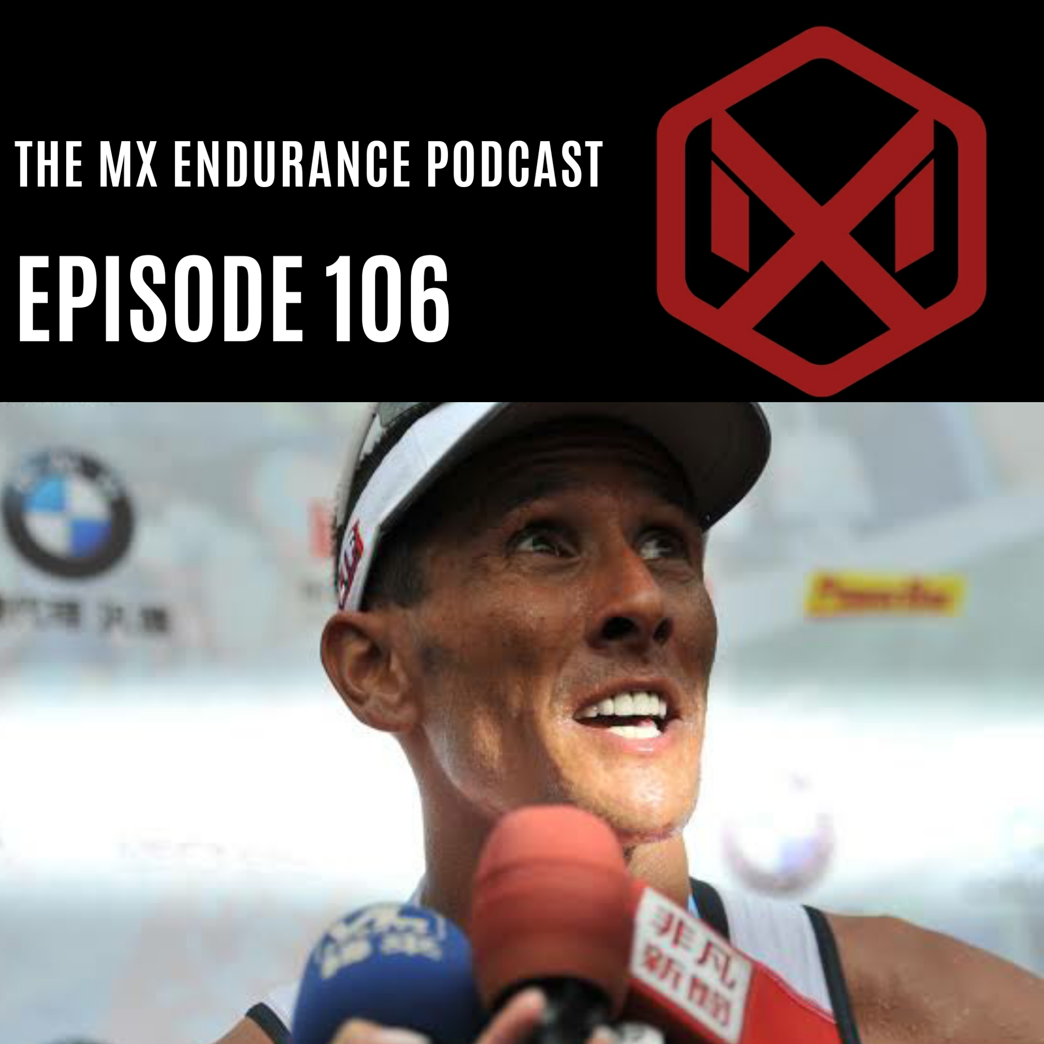 #106 - Can Ironman Survive Covid-19 with Chris McCormack