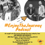 Artwork for The Harsh Reality of the Music Industry and Pursuing Your Passion - #EnjoyTheJourney Podcast