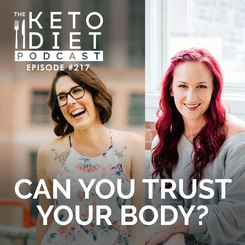 #217 Can You Trust Your Body? with Amanda Parry