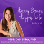 Artwork for Ep 68- Breakthrough From Betrayal for Improved Health and Happiness | Dr. Debi Silber