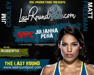 TLR #53 - Julianna Pena UFC