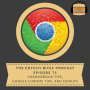 Artwork for Ep. 75: Chromebook Tips, Google Chrome Tips, And Donuts