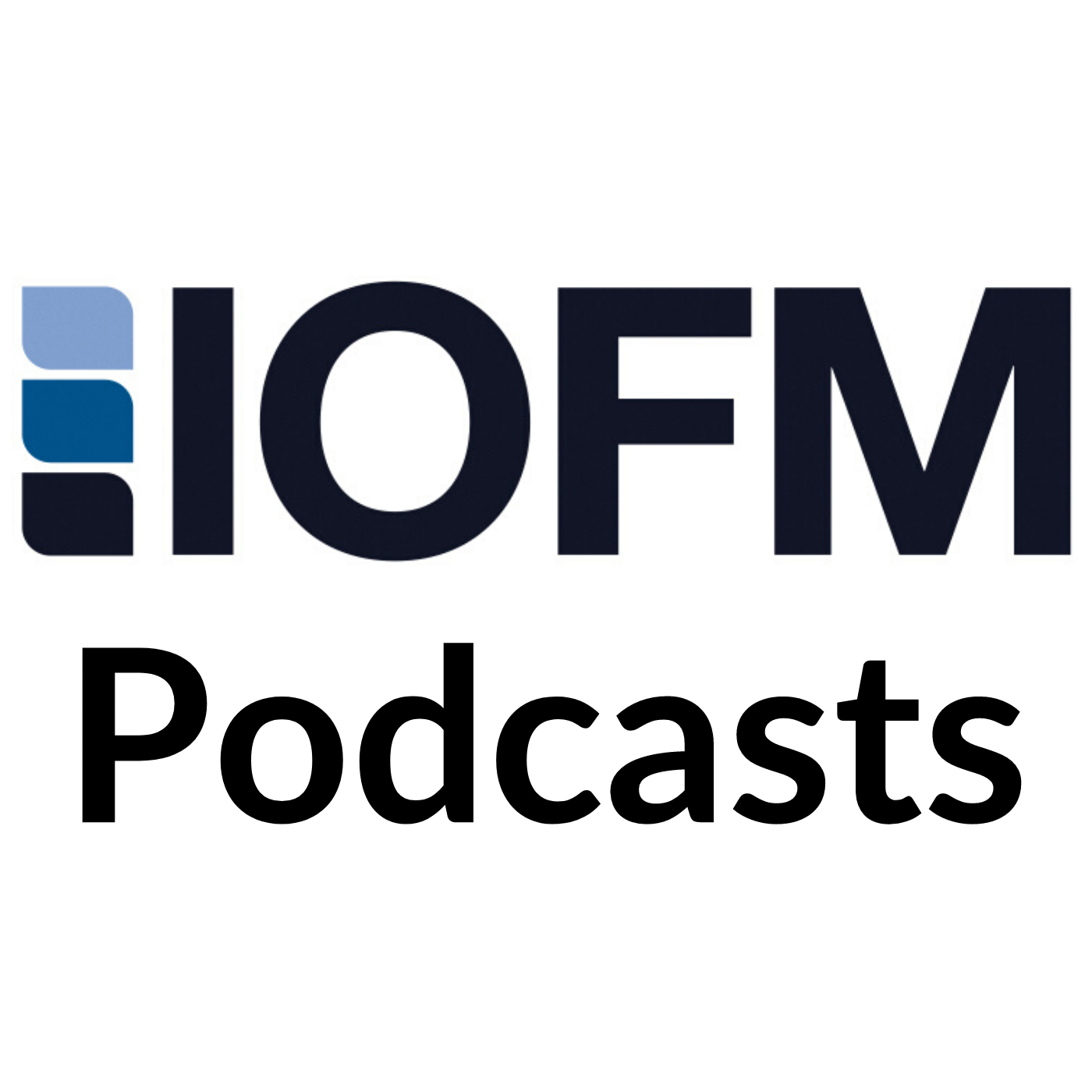 The IOFM Podcast show art