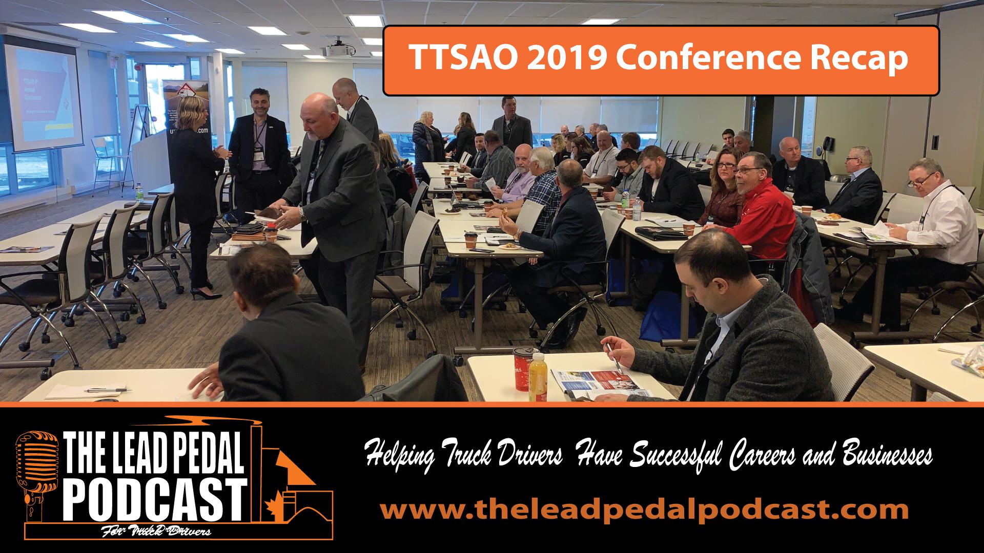 TTSAO Conference 2019