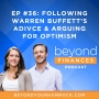 Artwork for Following Warren Buffett's Advice, and an Argument for Optimism