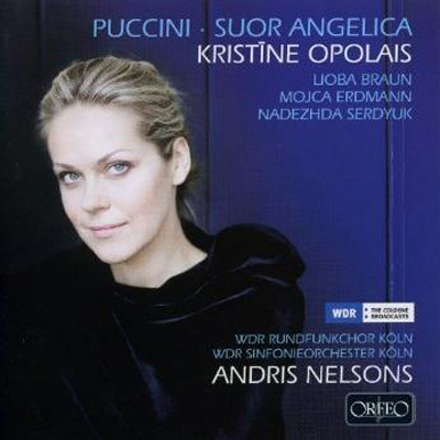 Suor Angelica with Kristine Opolais