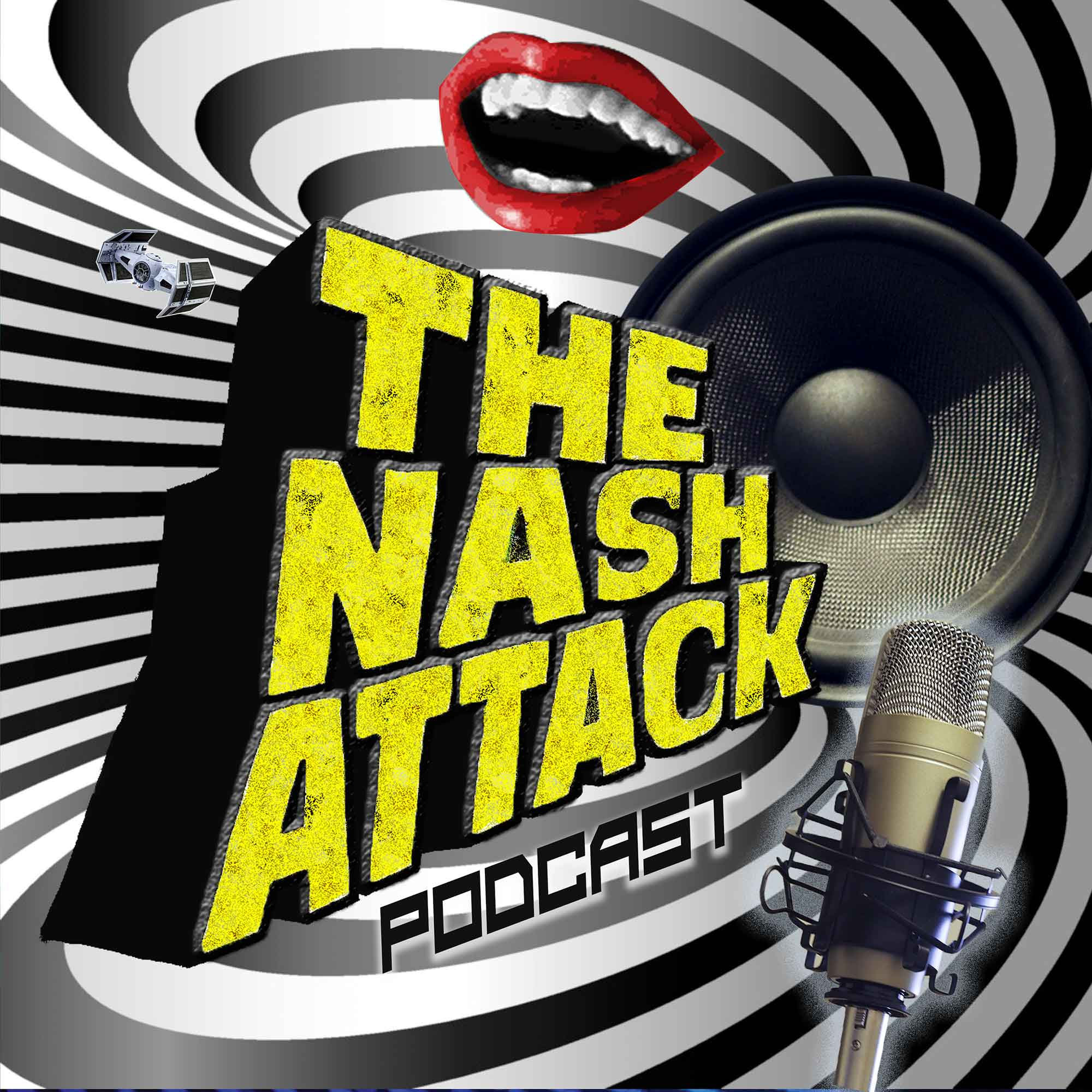 The Nash Attack show art