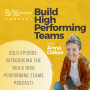 Artwork for High Performance & Humanity at Work (Podcast Intro Episode)