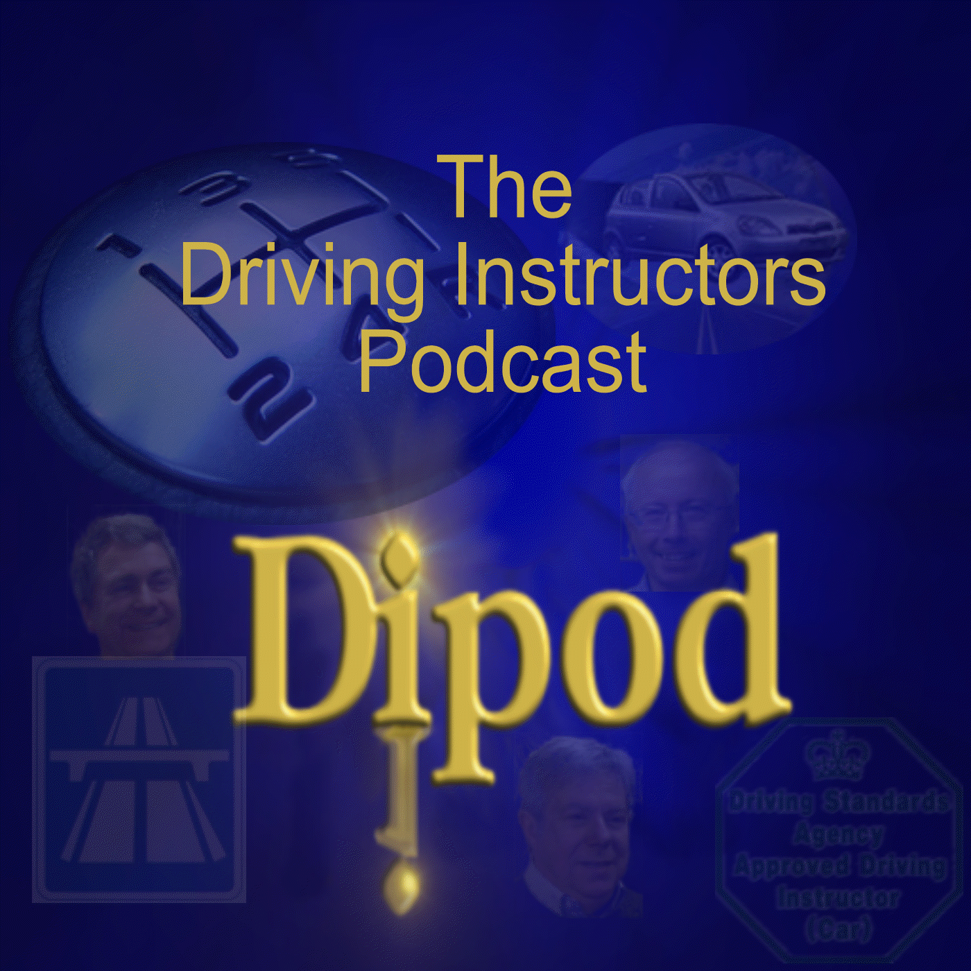 Dipod - The Driving Instructors Podcast show art