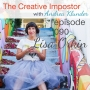 Artwork for 090: Learn how to use your voice (and have fun) with Lisa Orkin
