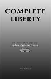 Complete Liberty audiobook Chapter 10 and Addendum