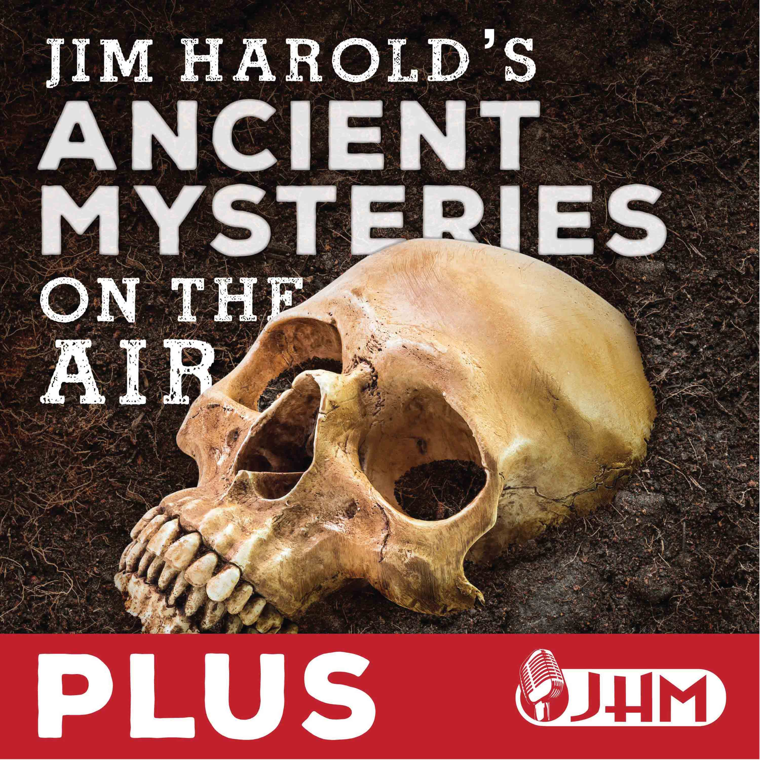 Ancient Mysteries on the Air show art