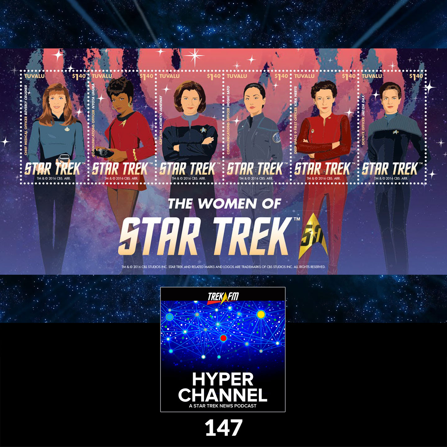 147: Tuvala's Women of Star Trek